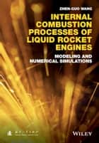 Internal Combustion Processes of Liquid Rocket Engines ebook by Zhen-Guo Wang