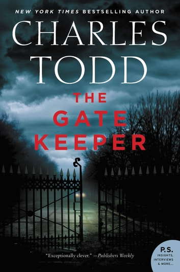The Gate Keeper - An Inspector Ian Rutledge Mystery 電子書 by Charles Todd