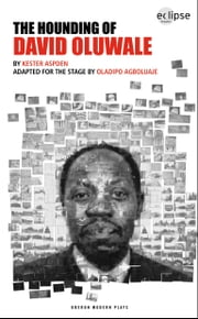 The Hounding of David Oluwale ebook by Oladipo Agboluaje,Kester Aspden