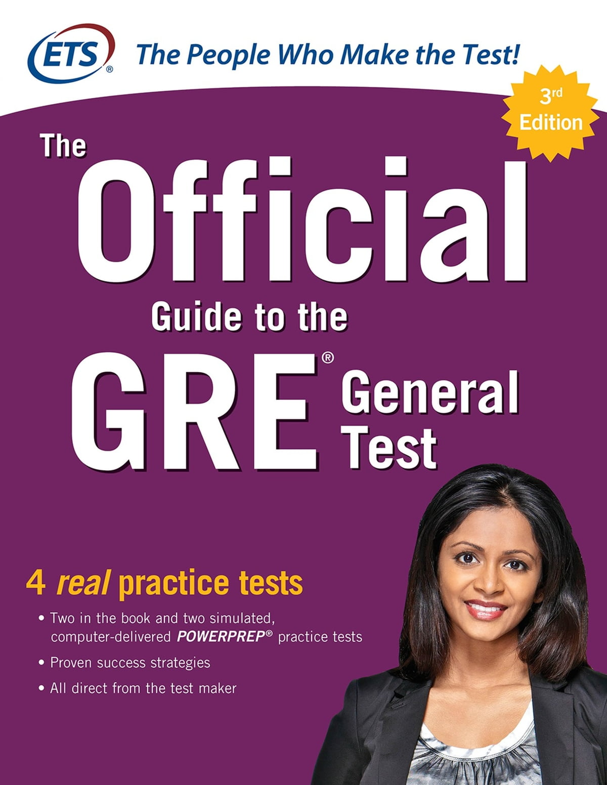 The Official Guide to the GRE General Test, Third Edition eBook by  Educational Testing Service - 9781259862427 | Rakuten Kobo