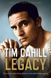 Legacy ebook by Tim Cahill