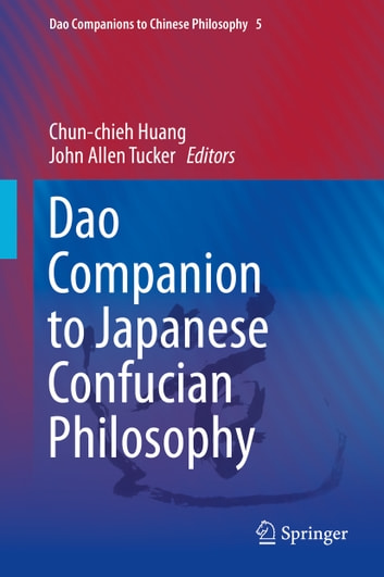 Dao Companion to Japanese Confucian Philosophy ebook by