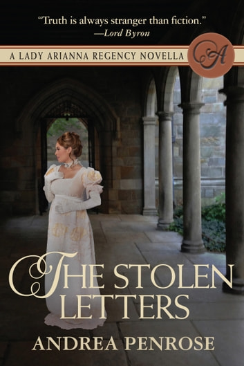 The Stolen Letters ebook by Andrea Penrose