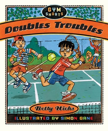 Doubles Troubles ebook by Betty Hicks