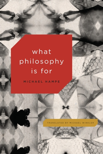 What Philosophy Is For ebook by Michael Hampe
