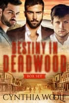 Destiny in Deadwood: Boxed Set e-bog by Cynthia Woolf