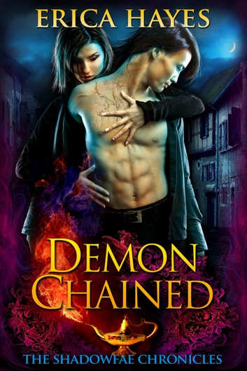 Demon Chained ebook by Erica Hayes