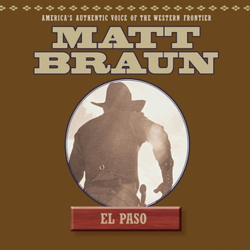 El Paso audiobook by Matt Braun