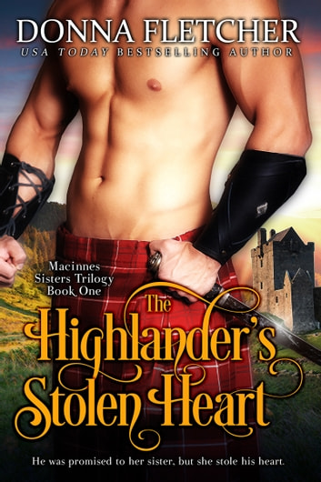 The Highlander's Stolen Heart ebook by Donna Fletcher