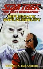 Diplomatic Implausibility - Star Trek The Next Generation: Tng#61 ebook by