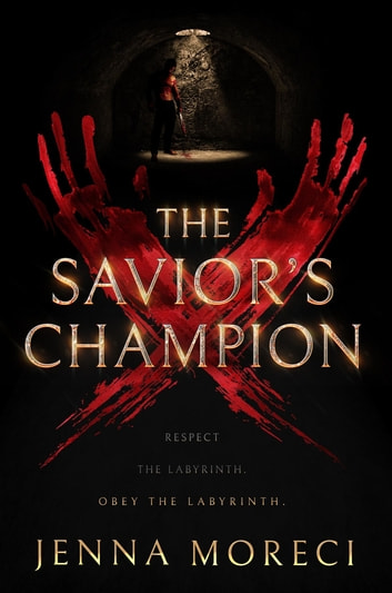 The Savior's Champion ebook by Jenna Moreci
