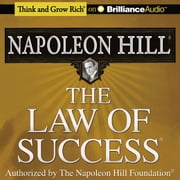 Law of Success, The 有聲書 by Napoleon Hill