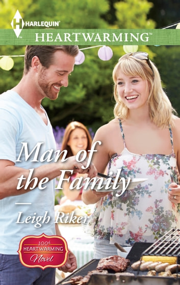 Man of the Family ebook by Leigh Riker