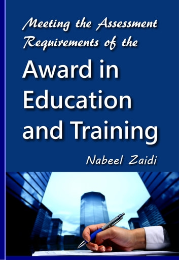 Meeting the assessment requirements of the award in education and meeting the assessment requirements of the award in education and training ebook by nabeel zaidi fandeluxe Choice Image