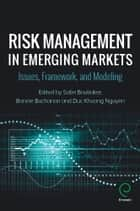 Risk Management in Emerging Markets - Issues, Framework, and Modeling ebook by Sabri Boubaker, Bonnie Buchanan, Duc Khuong Nguyen