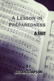 A Lesson in Preparedness ebook by Bryan Simpson