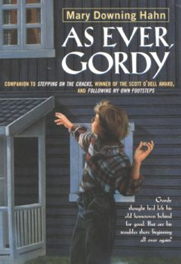 As Ever, Gordy eBook by Mary Downing Hahn