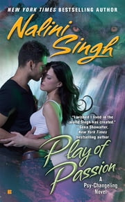 Play of Passion ebook by Nalini Singh