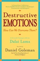 Destructive Emotions - A Scientific Dialogue with the Dalai Lama ebook by Daniel Goleman