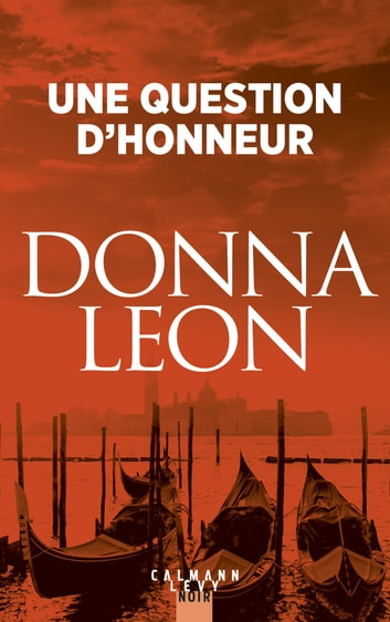 Une question d'honneur ebook by Donna Leon