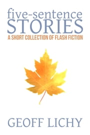 Five-Sentence Stories: A Short Collection of Flash Fiction ebook by Geoff Lichy