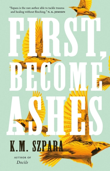 First, Become Ashes ebook by K.M. Szpara