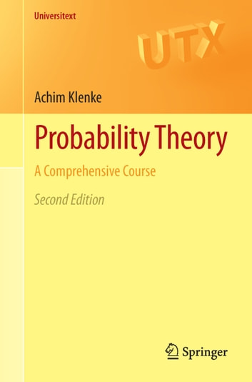 Probability Theory - A Comprehensive Course ebook by Achim Klenke