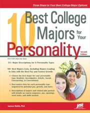 10 Best College Majors for Your Personality ebook by Laurence Shatkin