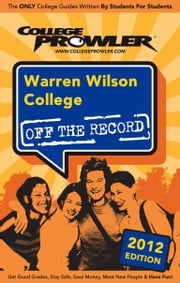 Warren Wilson College 2012 ebook by Michelle Metzler