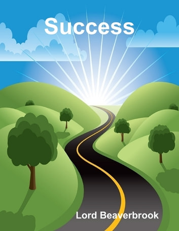 Success ebook by Lord Beaverbrook