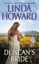 Duncan's Bride ebook by Linda Howard