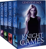 Knight Games Box Set - Books 1-4 ebook by Genevieve Jack