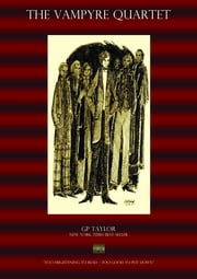 The Vampyre Quartet ebook by G.P. Taylor