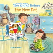 The Night Before the New Pet ebook by Natasha Wing,Amy Wummer,Marcie Millard