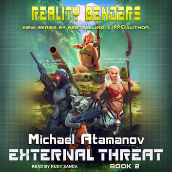 External Threat audiobook by Michael Atamanov