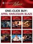 One-Click Buy: April 2009 Harlequin Blaze