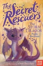 The Secret Rescuers: The Storm Dragon ebook by Paula Harrison