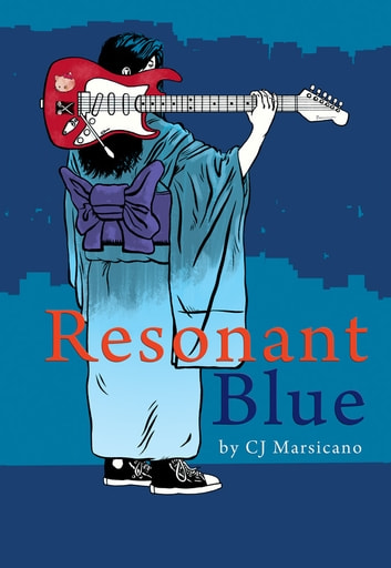 Resonant Blue ebook by CJ Marsicano