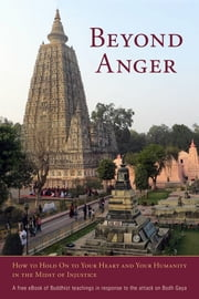 Beyond Anger - How to Hold On to Your Heart and Your Humanity in the Midst of Injustice ebook by Ogyen Trinley Dorje the Karmapa,Diane Eshin Rizzetto,Jack Kornfield,Padmakara Translation Group,Shambhala Publications