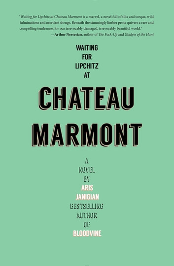 Waiting for Lipchitz at Chateau Marmont - A Novel ebook by Aris Janigian