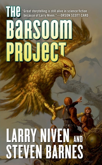 The Barsoom Project - A Dream Park Novel ebook by Larry Niven,Steven Barnes