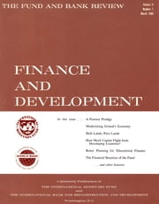 Finance & Development, March 1965 ebook by International Monetary Fund. External Relations Dept.