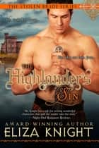 The Highlander's Sin ekitaplar by Eliza Knight