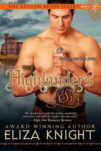 The Highlander's Sin ebook by Eliza Knight