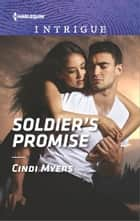 Soldier's Promise ekitaplar by Cindi Myers