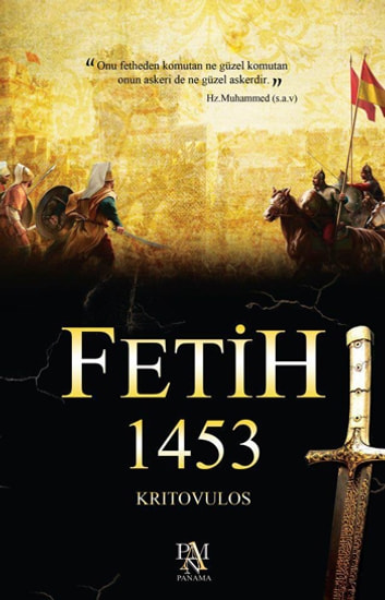 Fetih 1453 ebook by Kritovulos