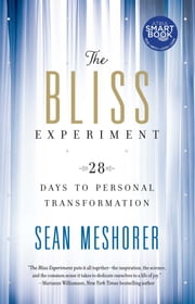 The Bliss Experiment - 28 Days to Personal Transformation ebook by Sean Meshorer