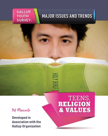 Teens, Religion & Values ebook by Hal Marcovitz