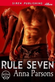 Rule Seven ebook by Anna Parsons