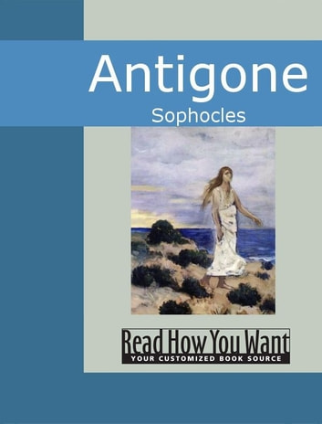 Antigone ebook by Sophocles,